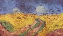 Vincent Van Gogh - Le Champs de blé aux corbeaux (1890)
