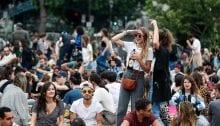 Fête de la musique à Paris juin 2020